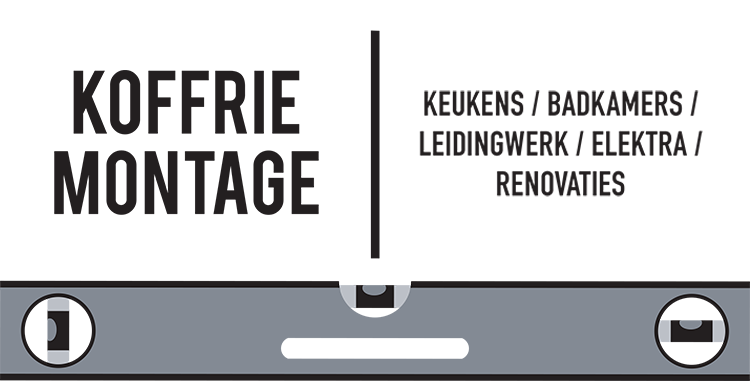 Logo Koffrie montage Soest